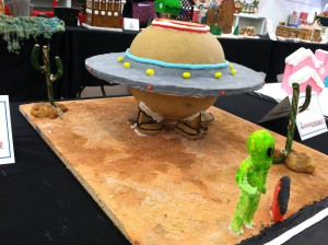 UFO 3rd Place Teen
