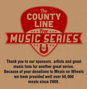 county line music series