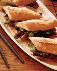 Grilled Chorizo Sandwiches